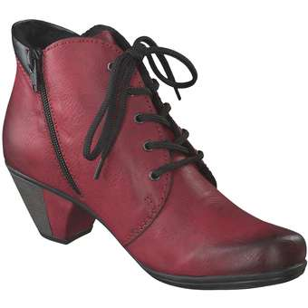 Rieker - Ankle Boots - rot