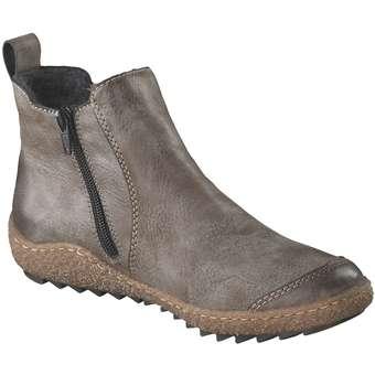 Rieker - Chelsea Boots - beige