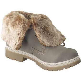 Rieker - Schnür Boots - beige