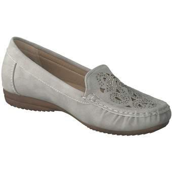 smiling for feet Mokassin