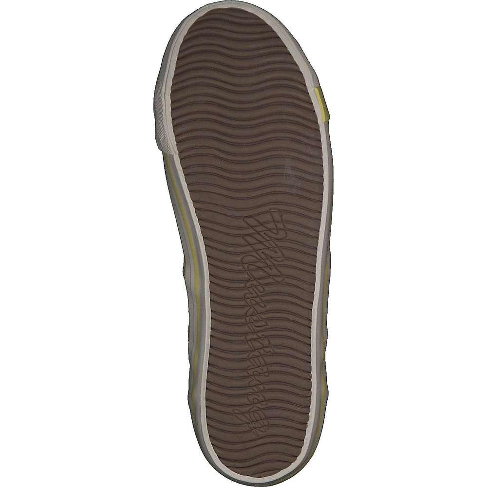 mustang damen slipper gelb. Black Bedroom Furniture Sets. Home Design Ideas