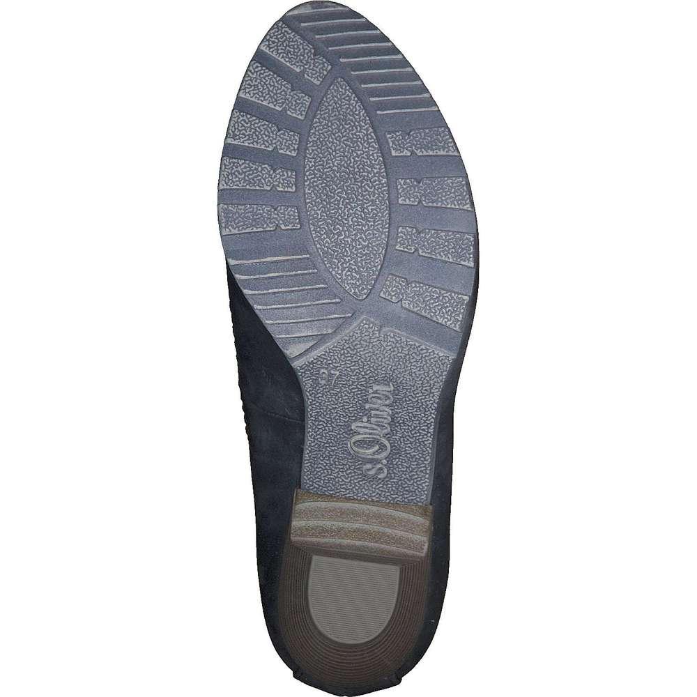 oliver pumps jeansblau s oliver pumps jeansblau 29 95 39 95 inkl. Black Bedroom Furniture Sets. Home Design Ideas
