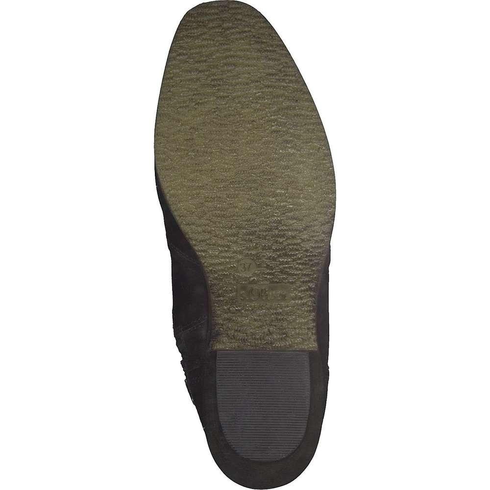 oliver stiefel moccabraun s oliver stiefel moccabraun 39 95 79 95. Black Bedroom Furniture Sets. Home Design Ideas
