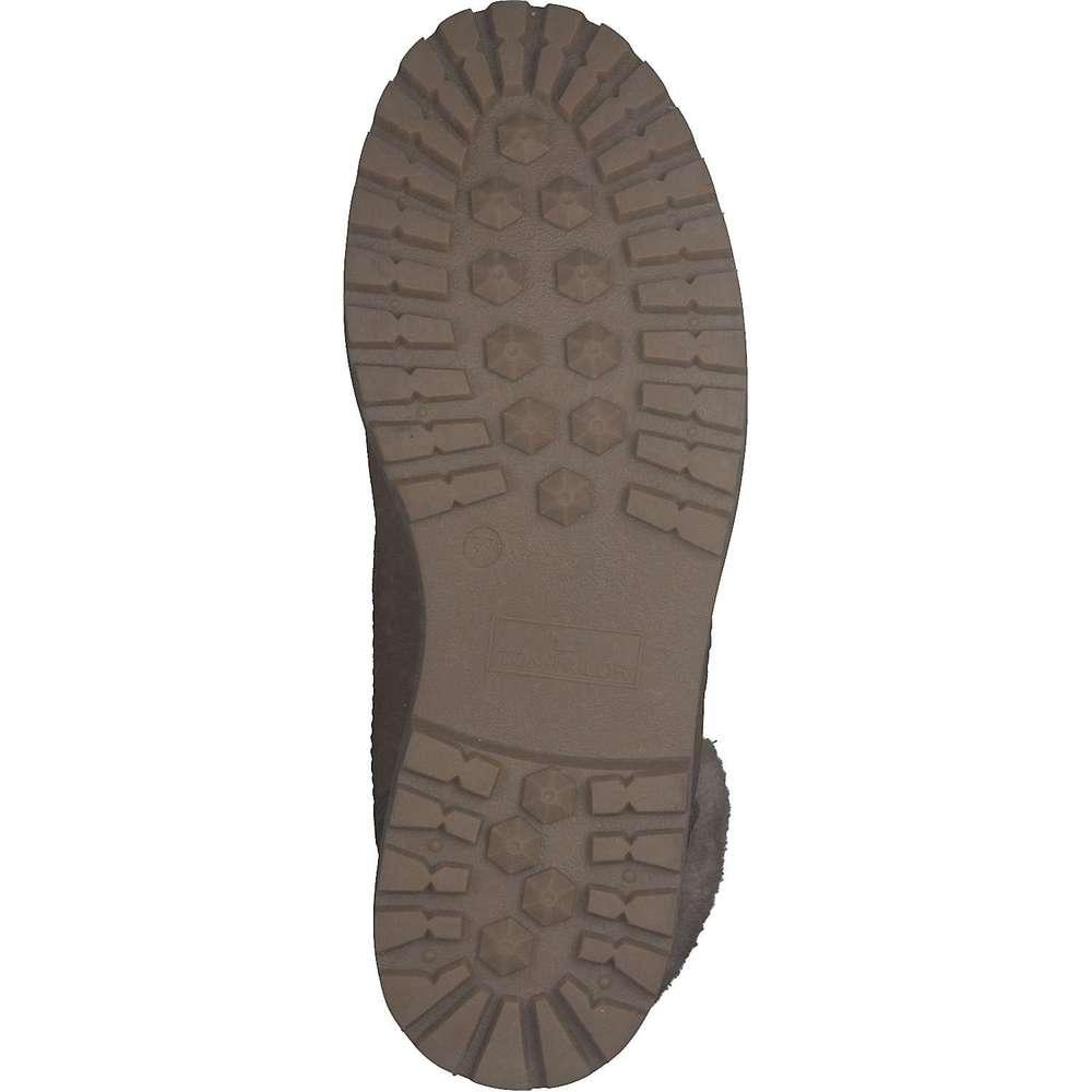Tom Tailor - Schnür Boots - braun ️ | Schuhcenter.de