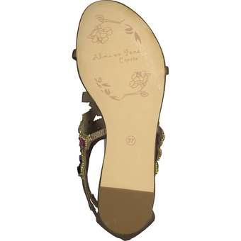 Alma en Pena - Sandale - bronze