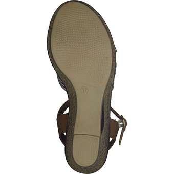Puccetti - Sandale - blau