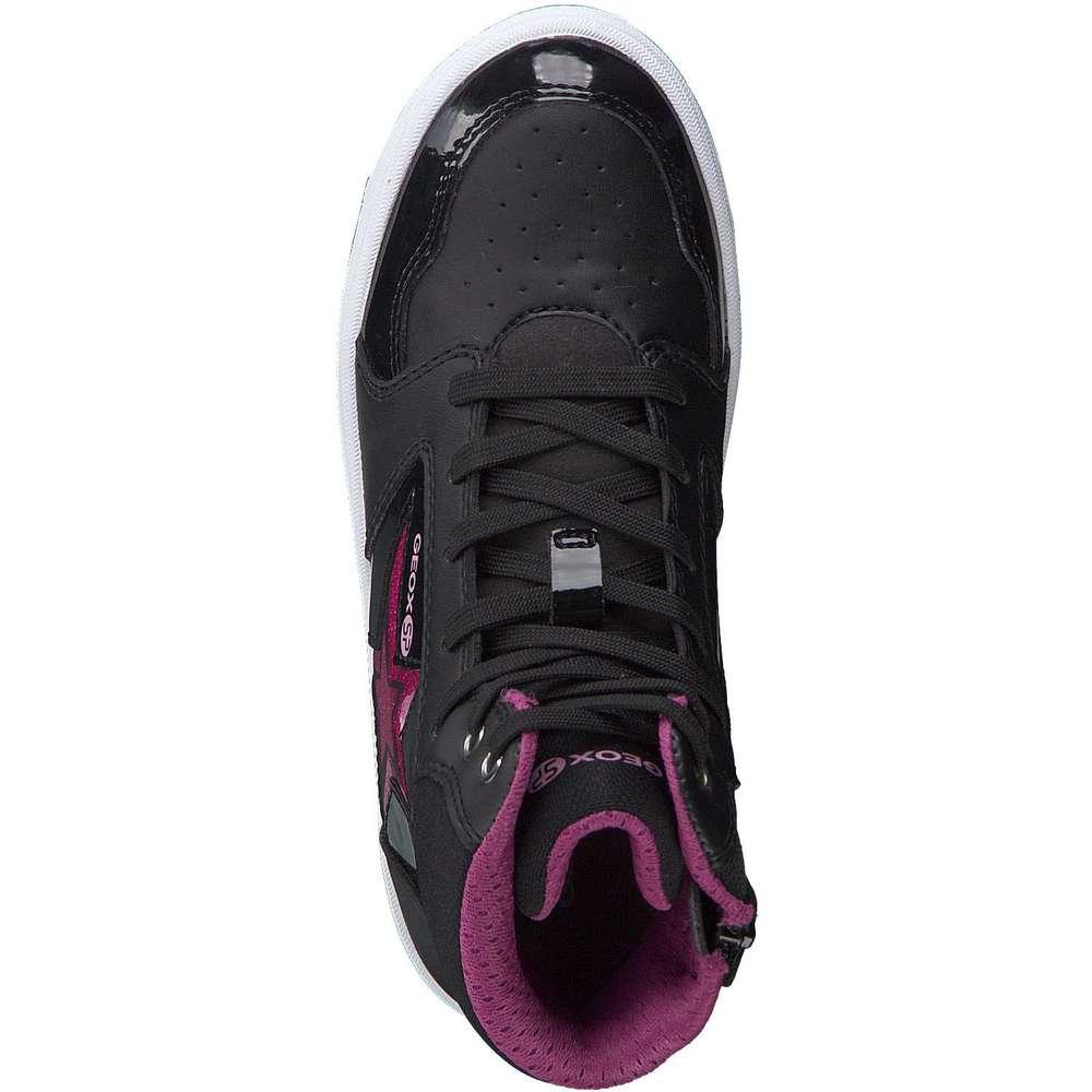 Geox Jr Maltin High Sneaker schwarz ❤️  