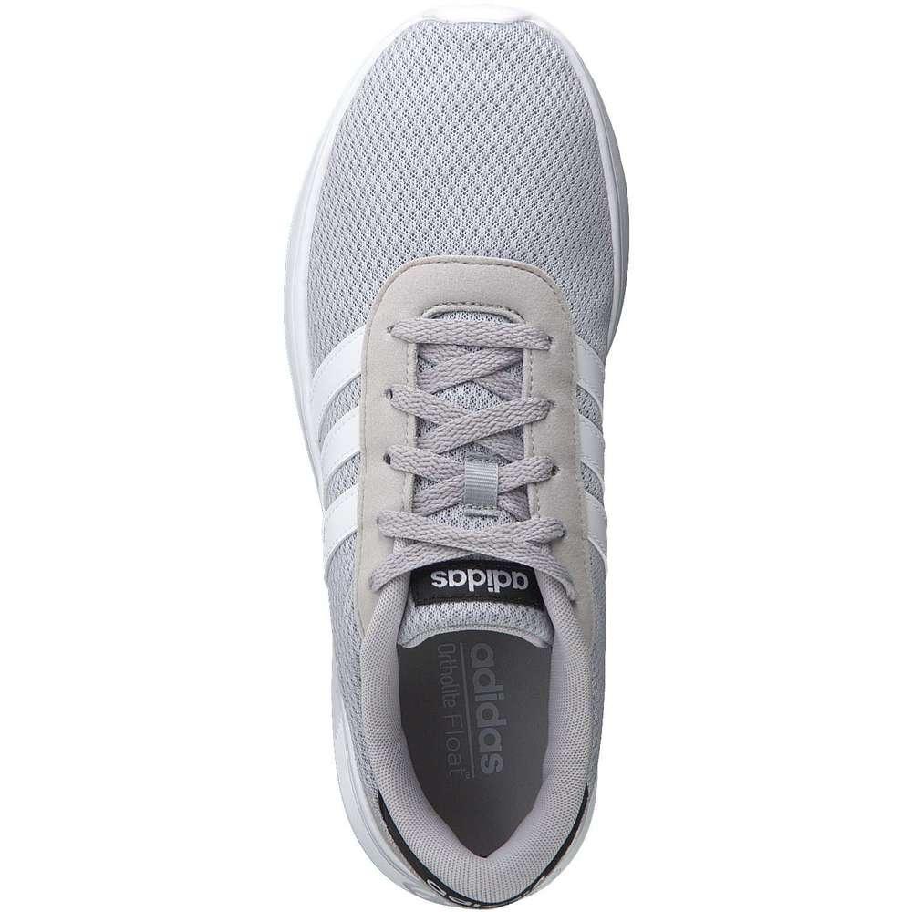 Lite Racer Sneaker grau