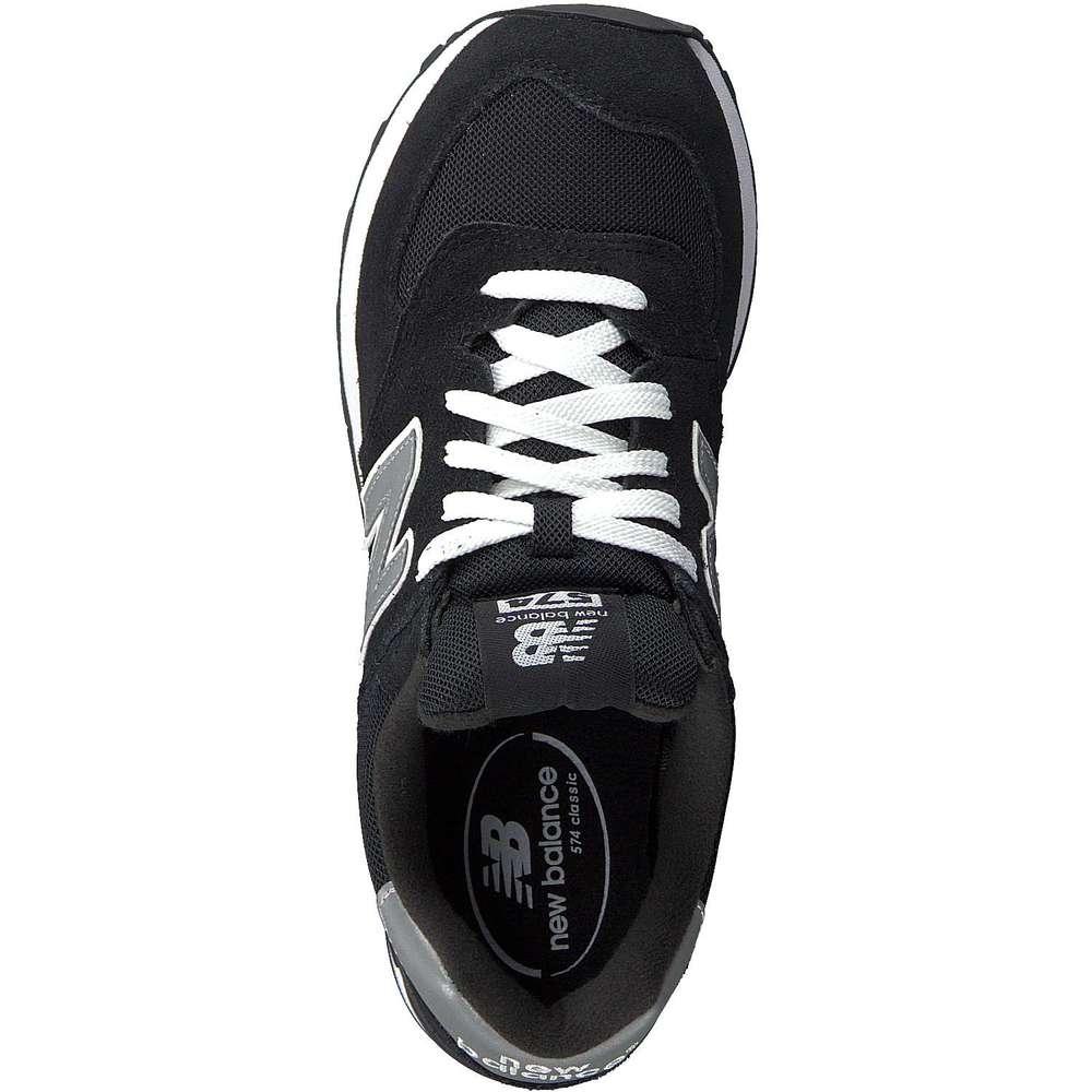 new balance m574nk herren sneaker schwarz g nstig bei. Black Bedroom Furniture Sets. Home Design Ideas