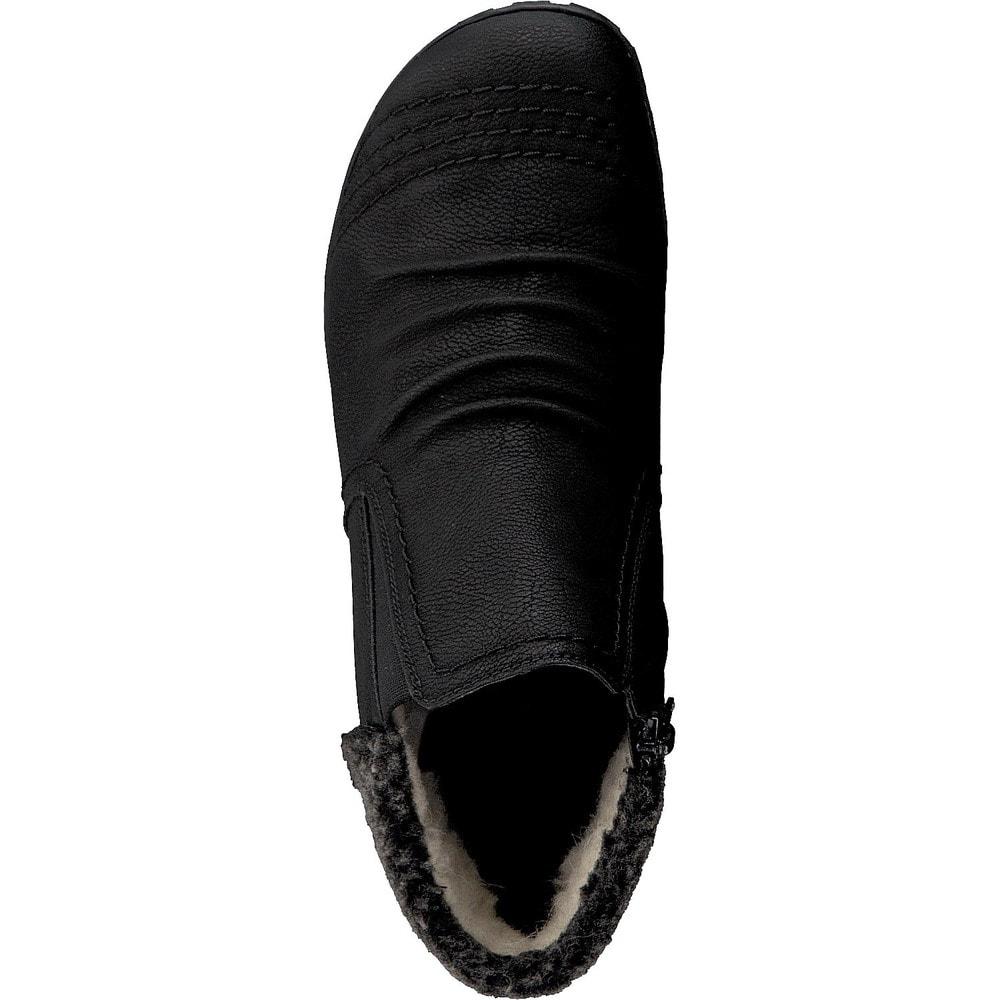 winterstiefel rieker ankle boot schwarz. Black Bedroom Furniture Sets. Home Design Ideas