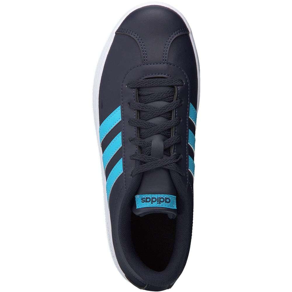 Adidas Vl 2 0 K Court Blau Sneaker eYH2WIED9
