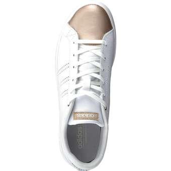 adidas neo - Advantage Clean QT W Sneaker - weiß