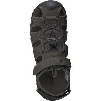 Denim Sandale