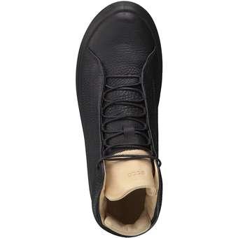 Ecco - Kinhin Schnür Boots - schwarz