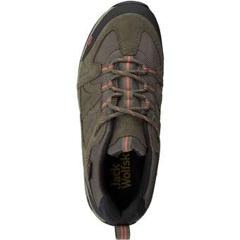 Jack Wolfskin - Traction Texapore Low Women - braun