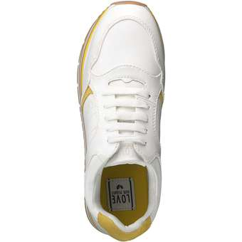Love our Planet Plateau Sneaker