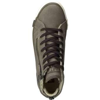 Mustang - Hightop-Sneaker - beige