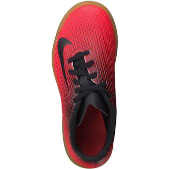 Nike Performance Jr Bravatax II IC Fußball rot