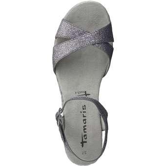 Tamaris - Sandale - grau