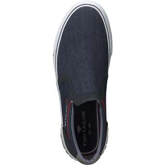 Tom Tailor Leinen Slipper