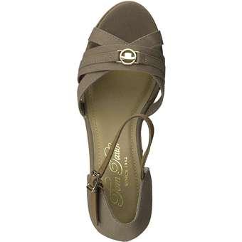 Tom Tailor - Sandale - braun