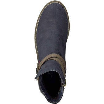 Tom Tailor Stiefelette Tex