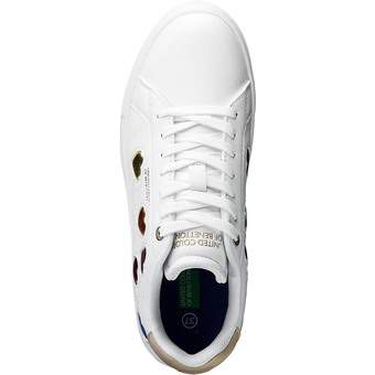 United Colors Of Benetton Love Multi Sneaker