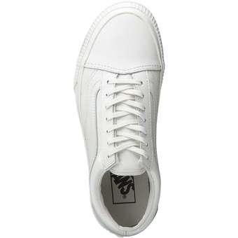 Vans - Old Skool Sneaker - weiß