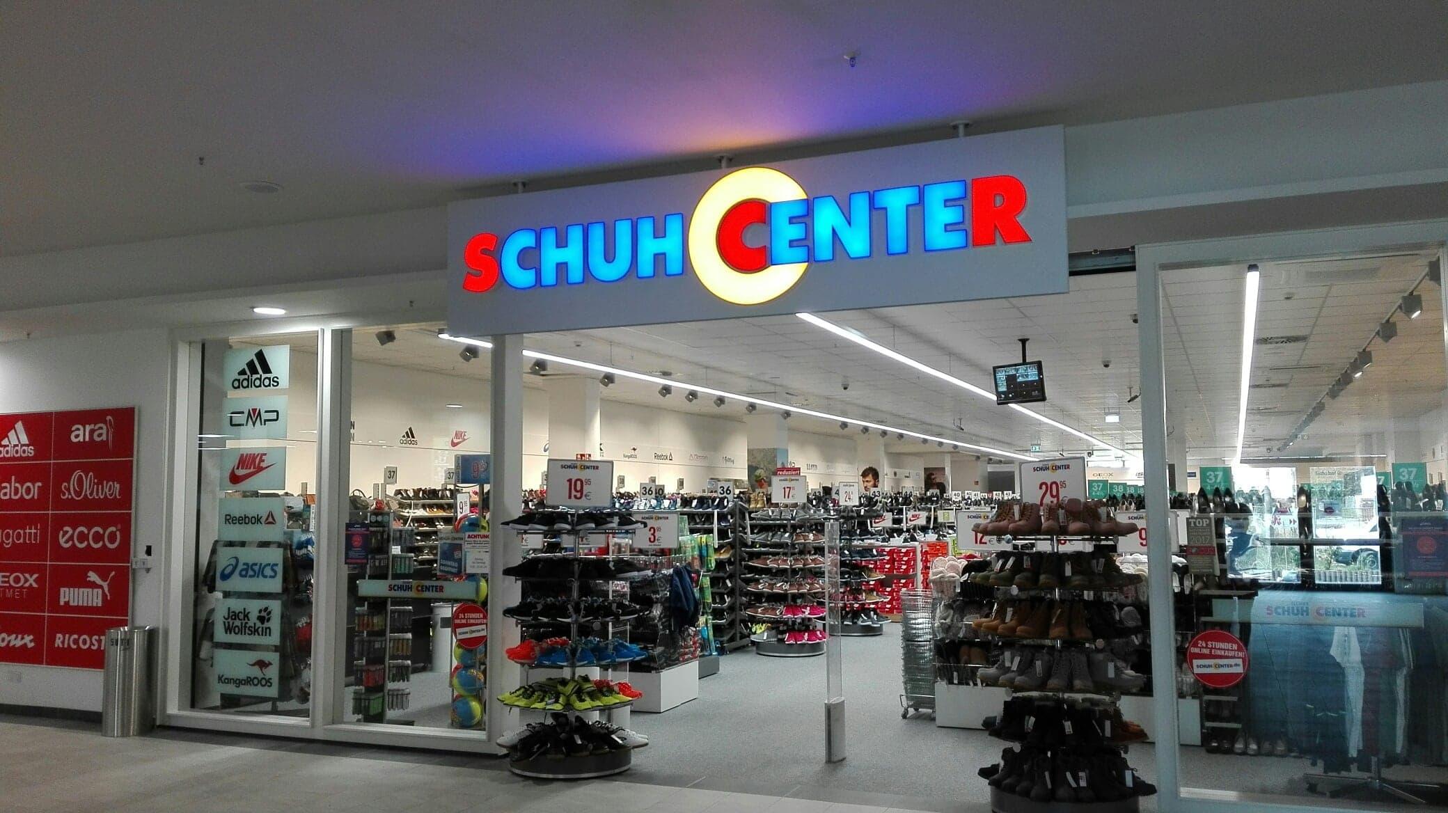 Alle Schuhcenter Filialen in Meckenheim und Umgebung
