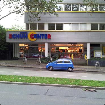 Siemes Schuhcenter in Oberhausen, Bottroper Straße 140
