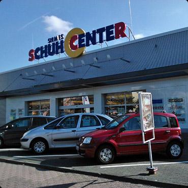 Siemes Schuhcenter in Frankfurt, Hanauer Landstraße 334 a