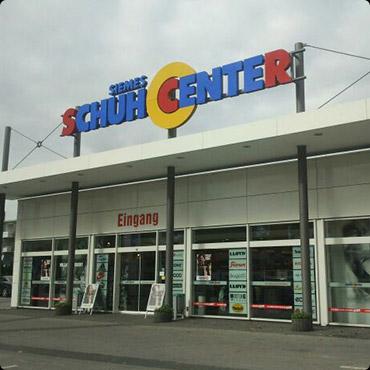 Alle Schuhcenter Filialen in Hamm und Umgebung