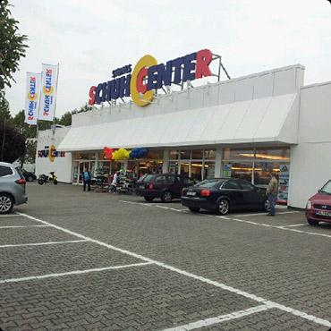Alle Schuhcenter Filialen in Frankfurt und Umgebung