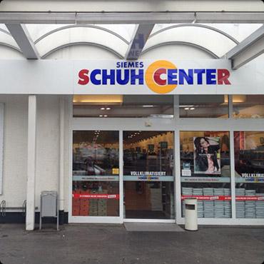 Siemes Schuhcenter in Krefeld, Mevissenstraße 56