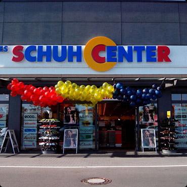 Alle Schuhcenter Filialen in Isernhagen und Umgebung