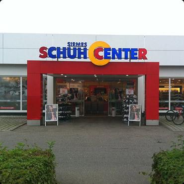 center schuhe