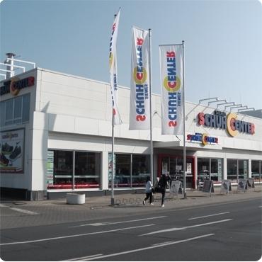 SIEMES Schuhcenter Weiterstadt in Weiterstadt