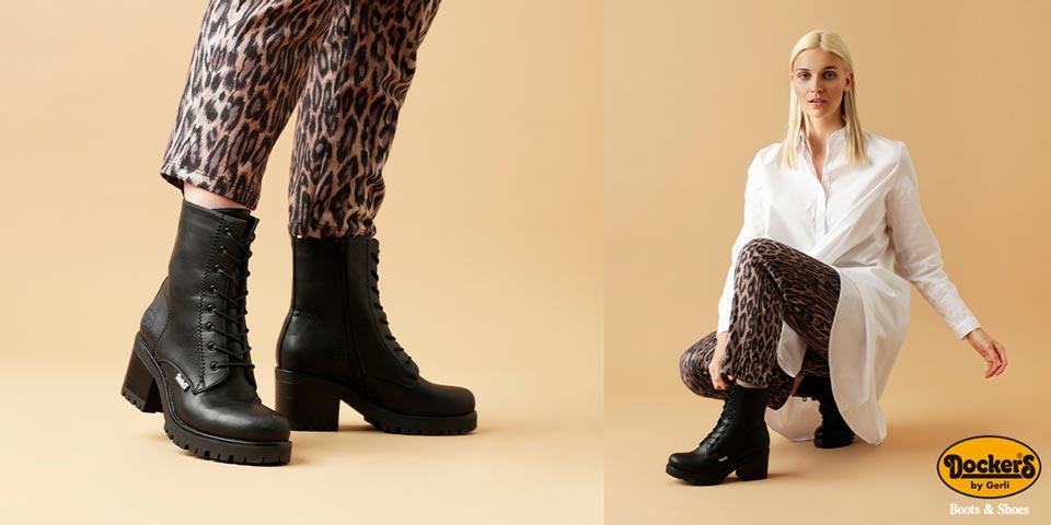 sports shoes d06aa b76b8 Dockers Schuhe ➤ jetzt günstig online kaufen