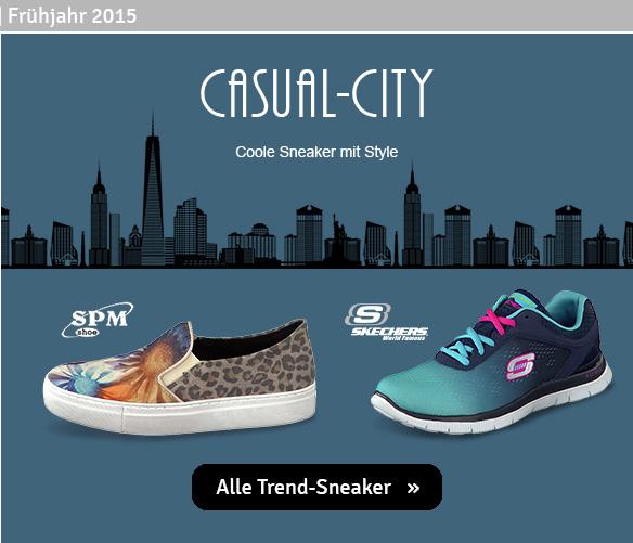 Trendige Sneaker für Damen
