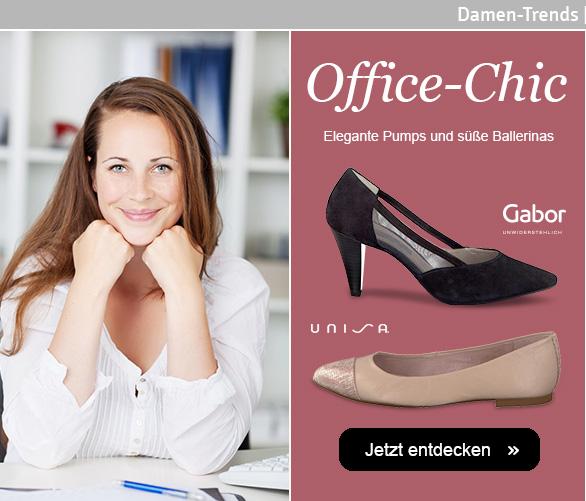 Damen-Schuhtrends fürs Büro