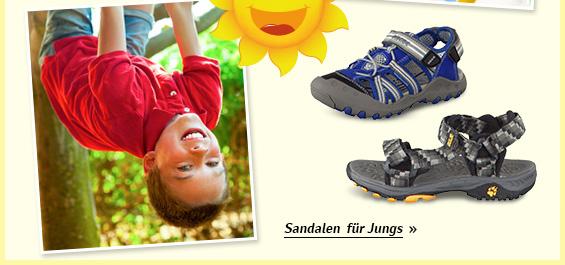 Jungen Sandalen
