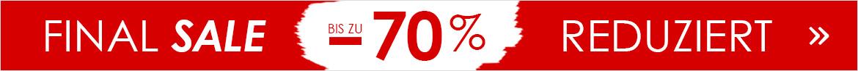 Sommer SALE - Bis zu -70% reduziert!