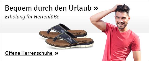 Herren Sommer Schuhe