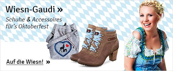 Damen Schuhe & Accessoires Oktoberfest