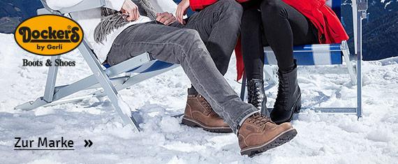 Dockers Schuhe für Damen und Herren