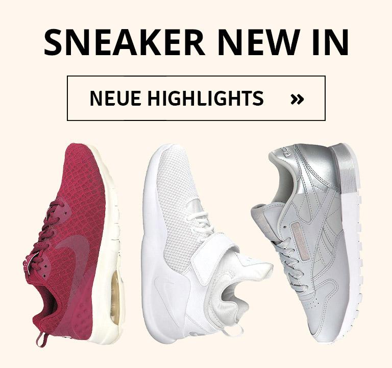 Sneaker Neuheiten