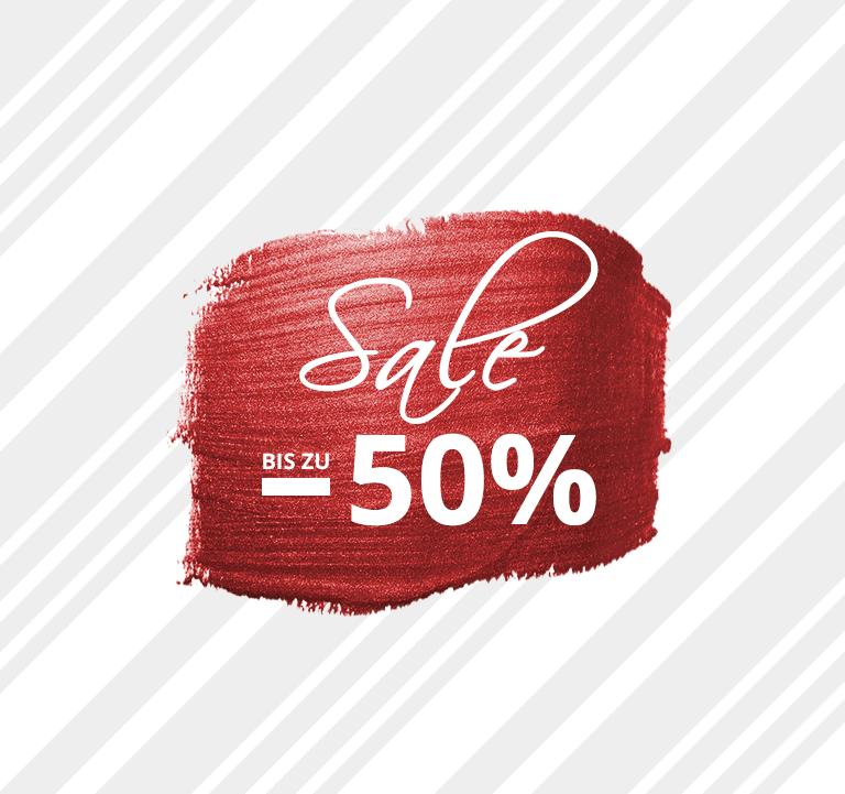 SALE - Schuhe bis -50%