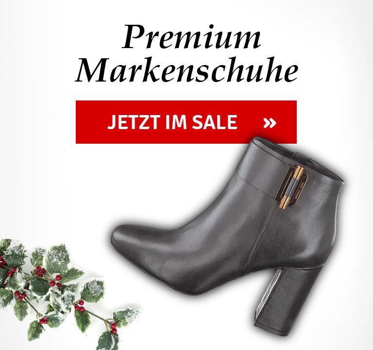 Premium Markenschuhe SALE
