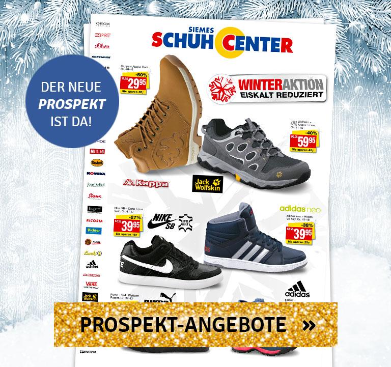 Siemes Schuhcenter Winter Prospekt