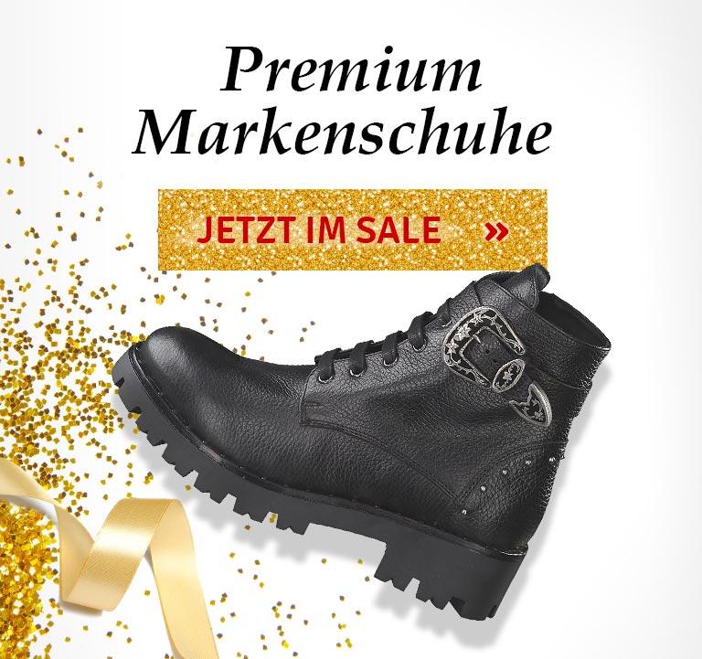 Premium Markenschuhe für Damen und Herren